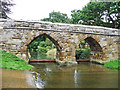 TL2247 : Sutton Ford and Packhorse Bridge, Bedfordshire by Christine Matthews
