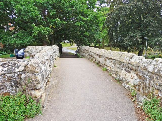 Sutton Packhorse Bridge, Bedfordshire