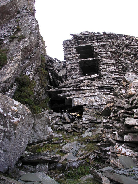 Old Miners Hut, Honister Crag