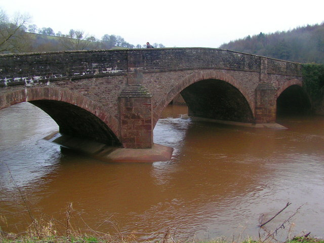 Bridge at Skenfrith