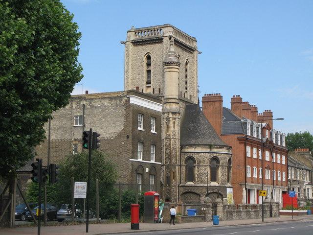 St. Luke's Church, Evelyn Street, SE8
