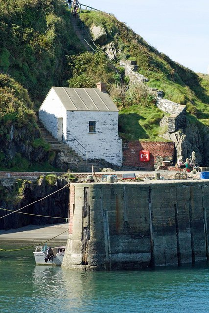 Harbourmaster's House, Porthgain