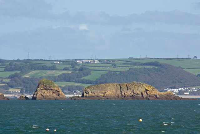 Monkstone from Tenby