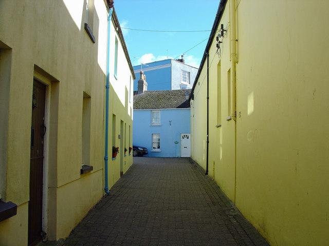 Tor Lane, Tenby