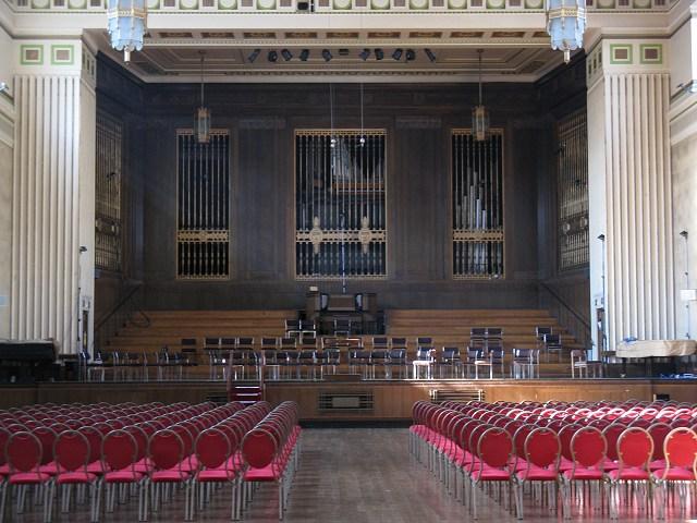 The Brangwyn Hall