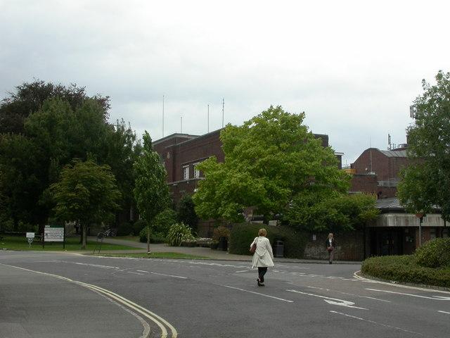 Dorchester, County Hall