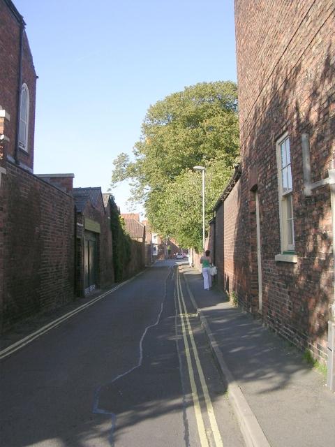 Marsh Lane - Burgate