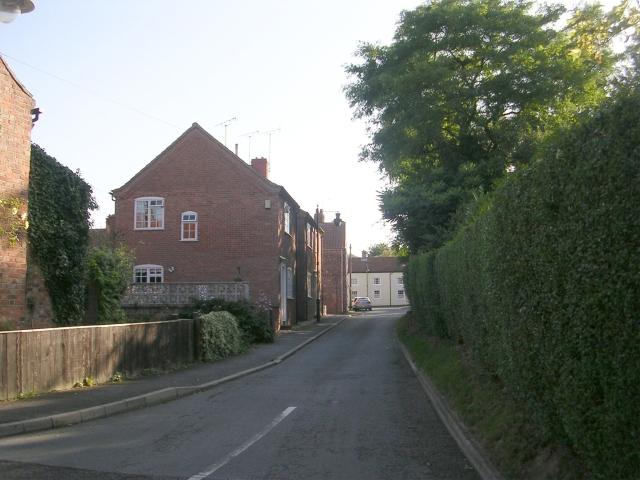St Mary's Lane - Burgate