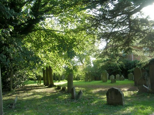 St Peter's Graveyard