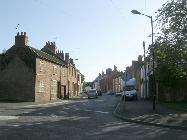 Whitecross Street - Burgate