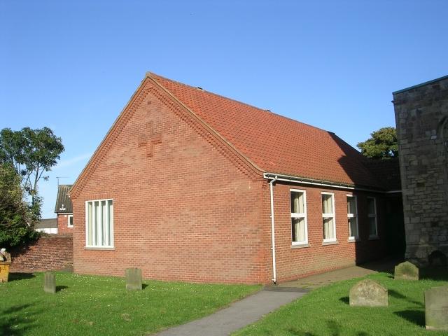 St Mary's Church Hall - Burgate