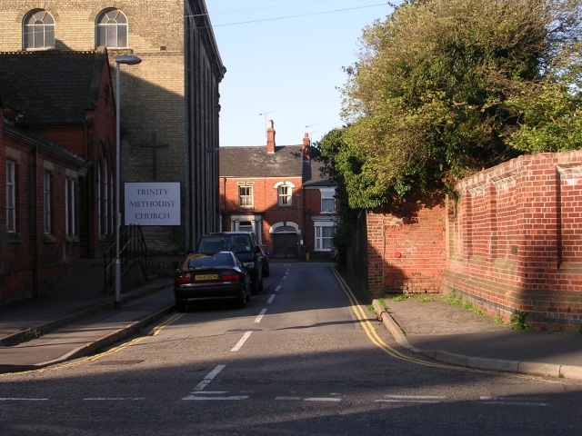 Vestry Lane - Holydyke
