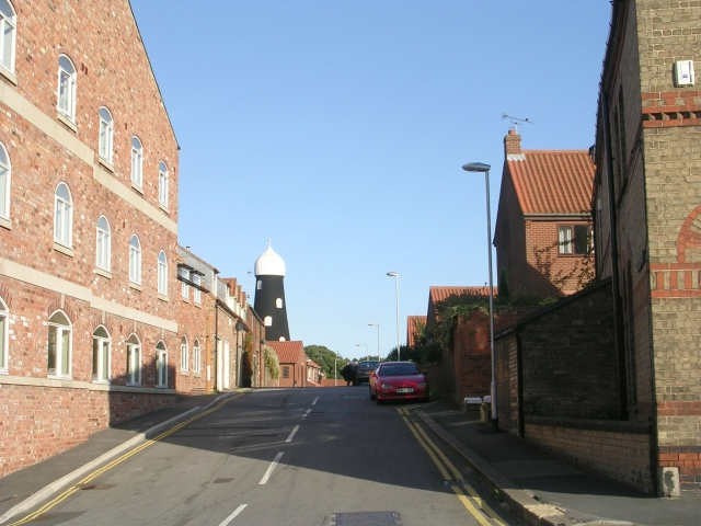 Castledyke South - Brigg Road
