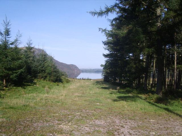 Looking towards Ennerdale Water