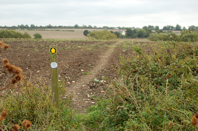 Footpath from Bascote to Southam (1)