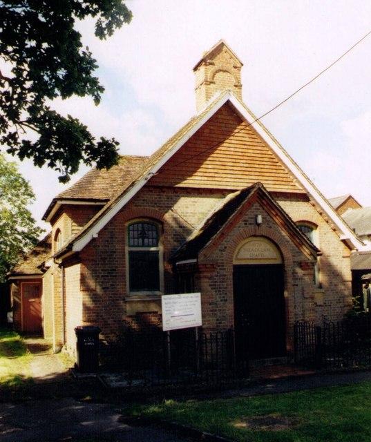 Sherfield upon Loddon Baptist Chapel