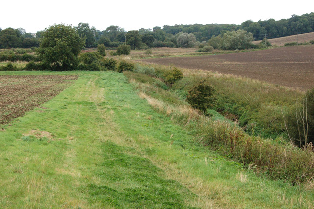 Footpath from Bascote to Southam (7)