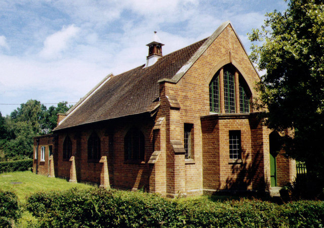 Silchester Methodist Chapel