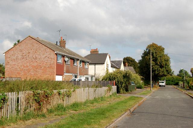Housing at Model Village