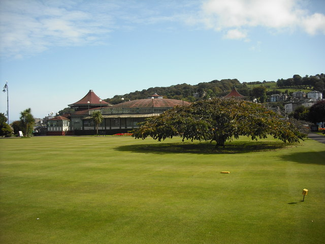 Putting Green: Rothesay