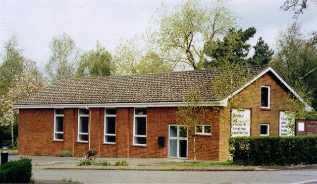 Bethany Chapel, Tadley