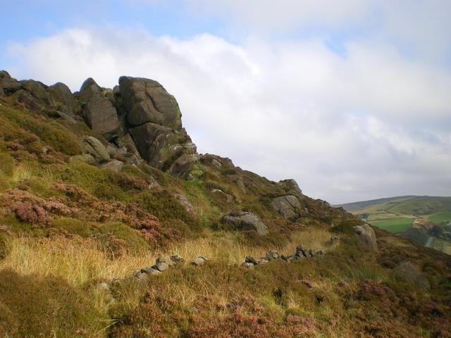 Flash Bottom Rocks - north buttress