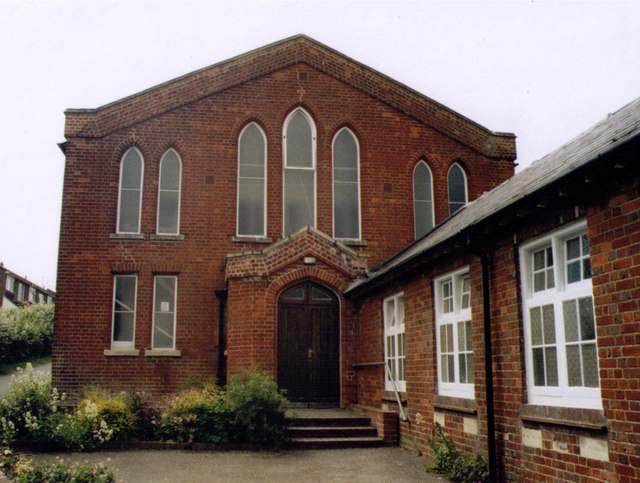 Overton Methodist Chapel