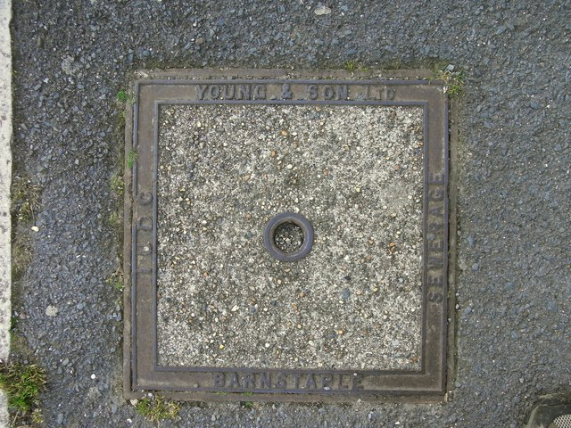 Sewage Inspection Cover