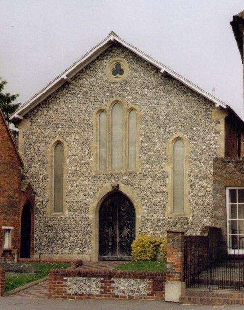 Kingsclere Methodist Chapel