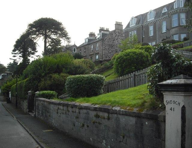 Argyle Terrace Rothesay