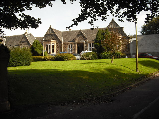 Victoria Hospital Rothesay