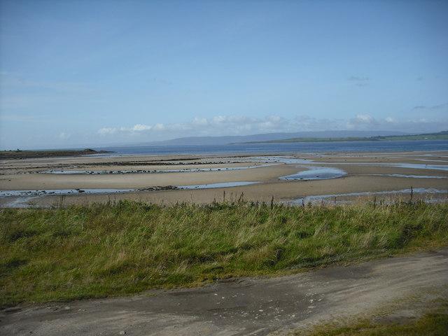 Beach: Ettrick Bay