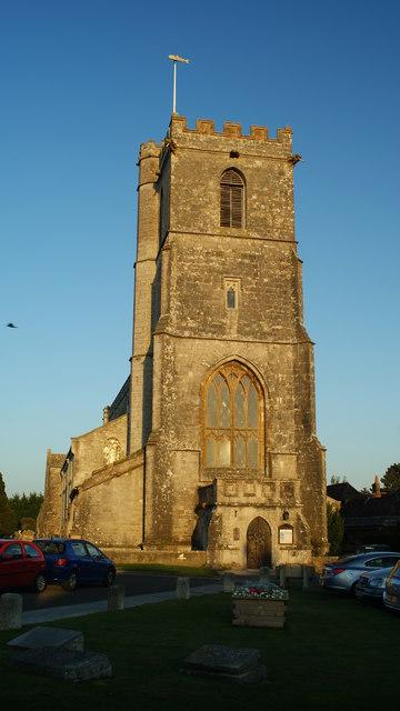 St.Mary's Church, Wareham, Dorset