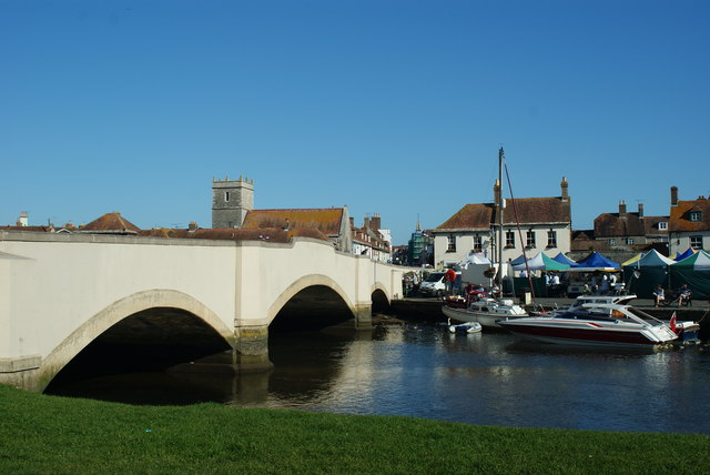 South Bridge, Wareham, Dorset