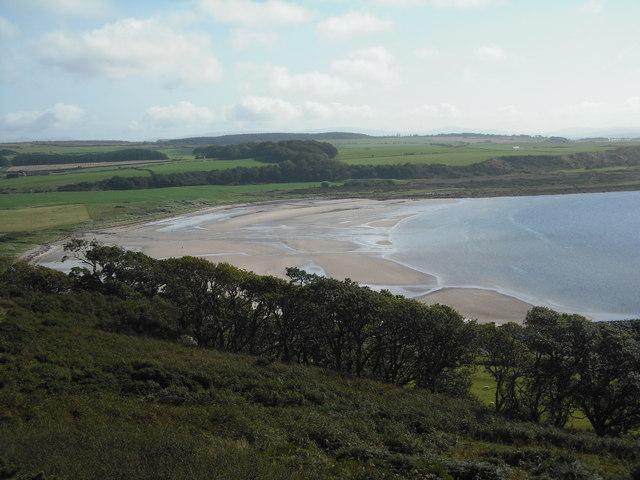 Low tide: Scalpsie bay
