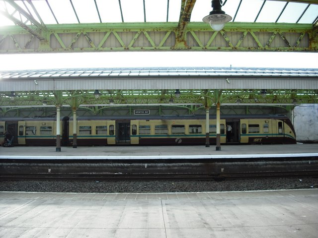 Wemyss Bay station