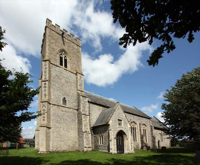 All Saints, Snetterton, Norfolk