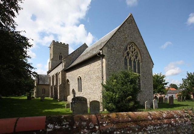 All Saints, Snetterton, Norfolk