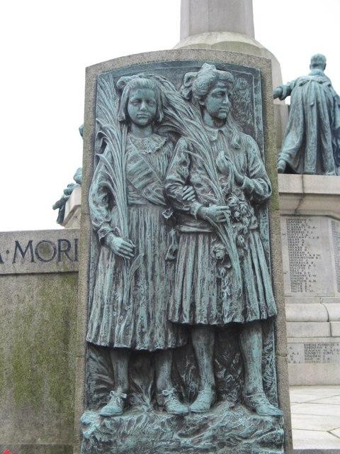 The War Memorial at Port Sunlight