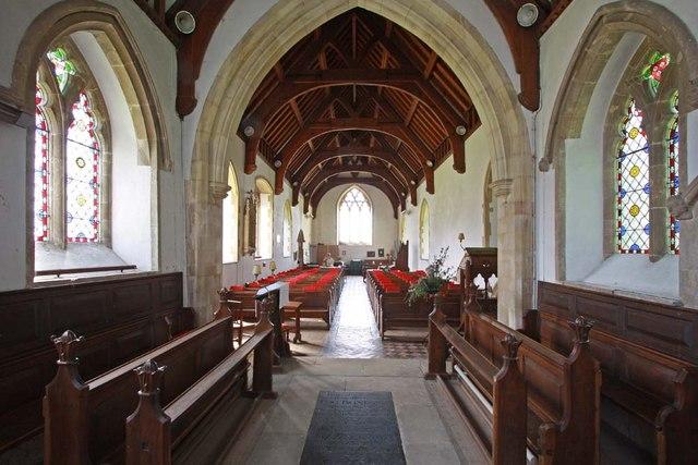 St Peter, Little Ellingham, Norfolk - West end