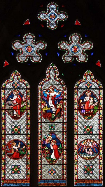 St Peter, Little Ellingham, Norfolk - Window
