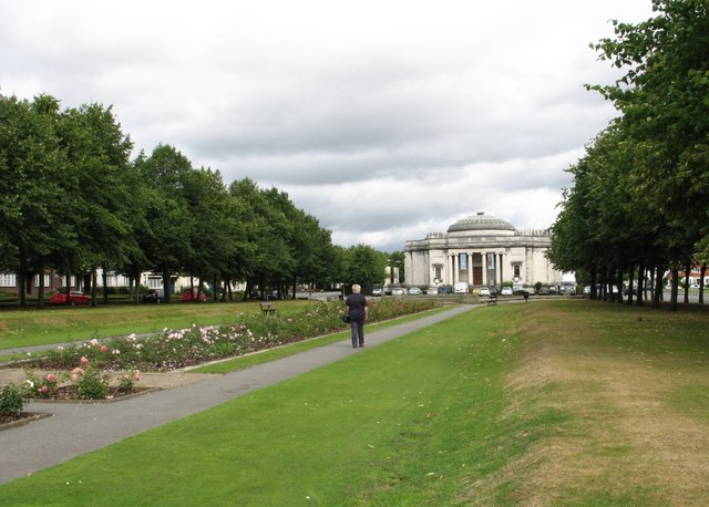 Lady Lever Art Gallery, Queen Mary's Drive, Port Sunlight