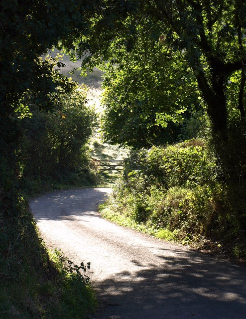 Lane at Clifford Cross