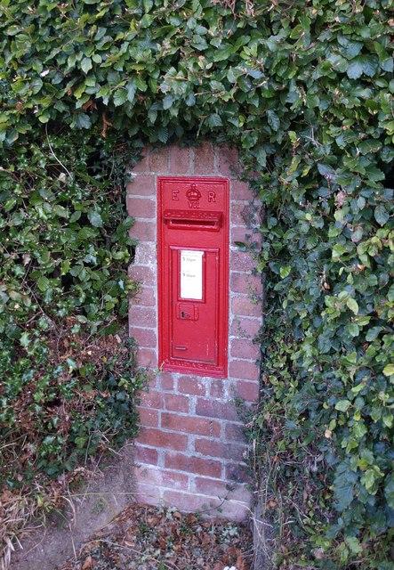 Postbox, Park Gate