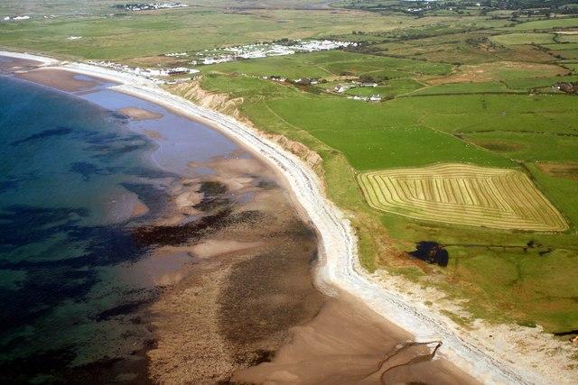 The Coast near Pen-y-Bythod