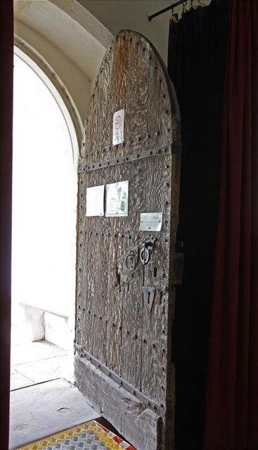 St Peter, Carleton St Peter, Norfolk - Doorway