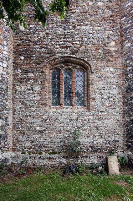 St Peter, Carleton St Peter, Norfolk - Window