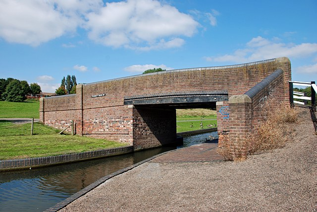 Pensnett Basin Bridge