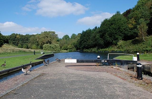 Park Head Locks