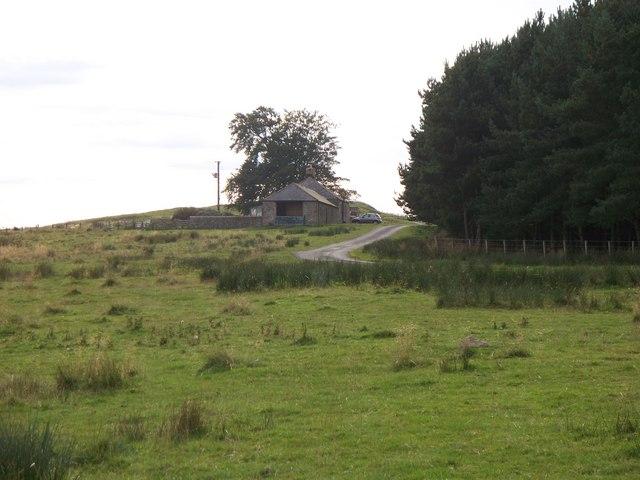 Wards Hill farm.